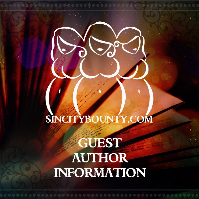 Sin City Bounty Author Guest info