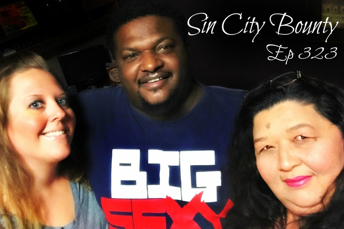 Sin City Bounty Ep 323 Louie Bruce Comedian